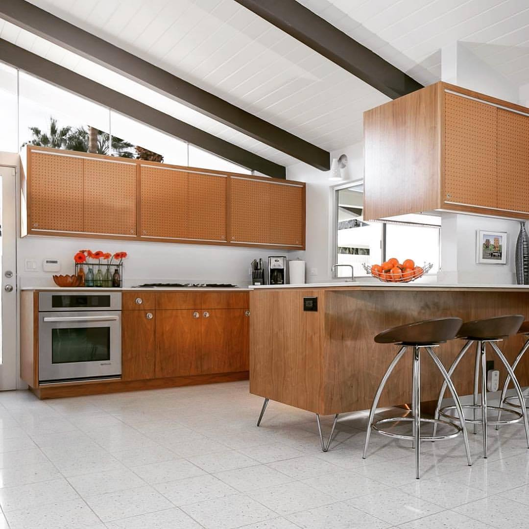Mid Century Modern Kitchen Interior Makeovers